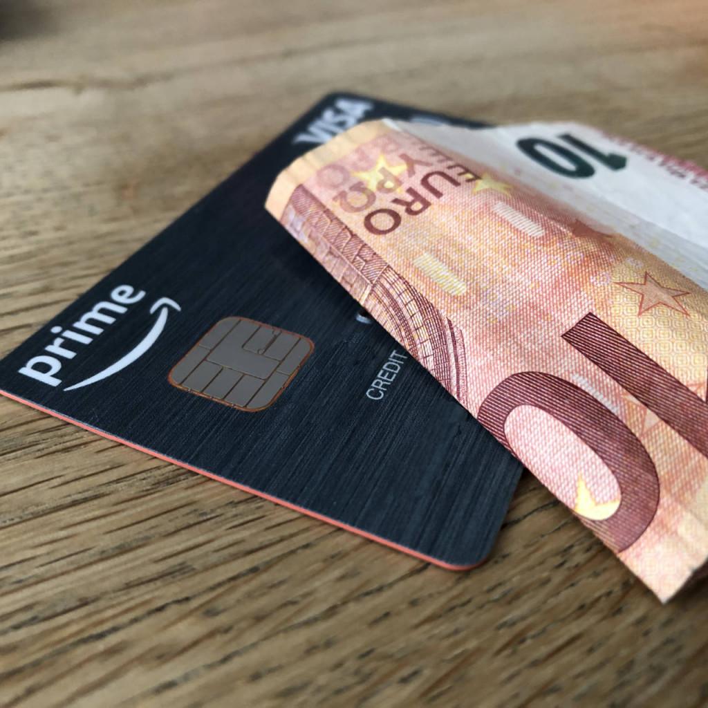 Cashback Amazon Kreditkarte