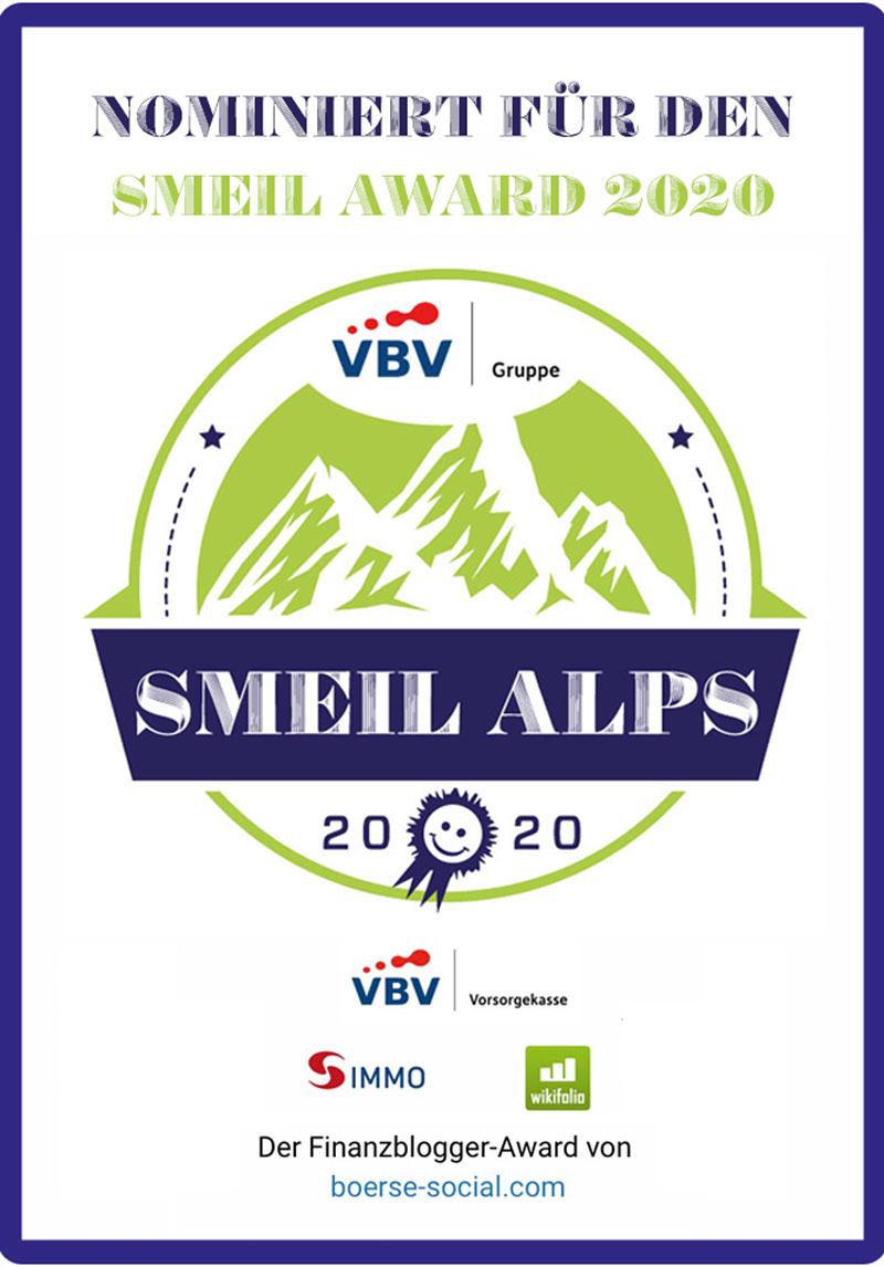 Smeil Finanzblog Award
